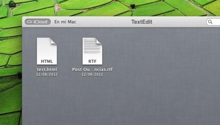 ¿Quieres seguir guardando tus archivos en el Mac? Desactiva el panel de guardar en iCloud por defecto