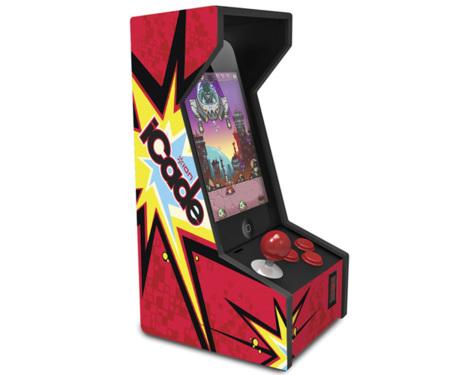 iCade Jr. convierte tu iPhone en una vieja maquina Arcade