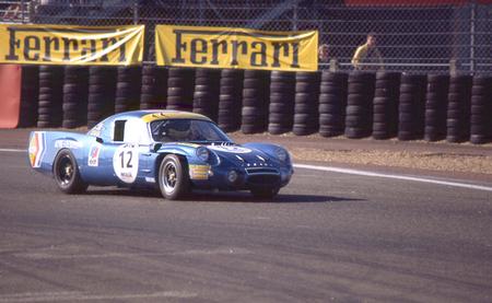 Alpine A210 - Le Mans