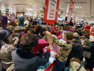 Las rebajas de invierno podrían crear hasta 50.000 empleos