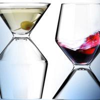 Vino-Tini, la copa de vino que también es para Martini.