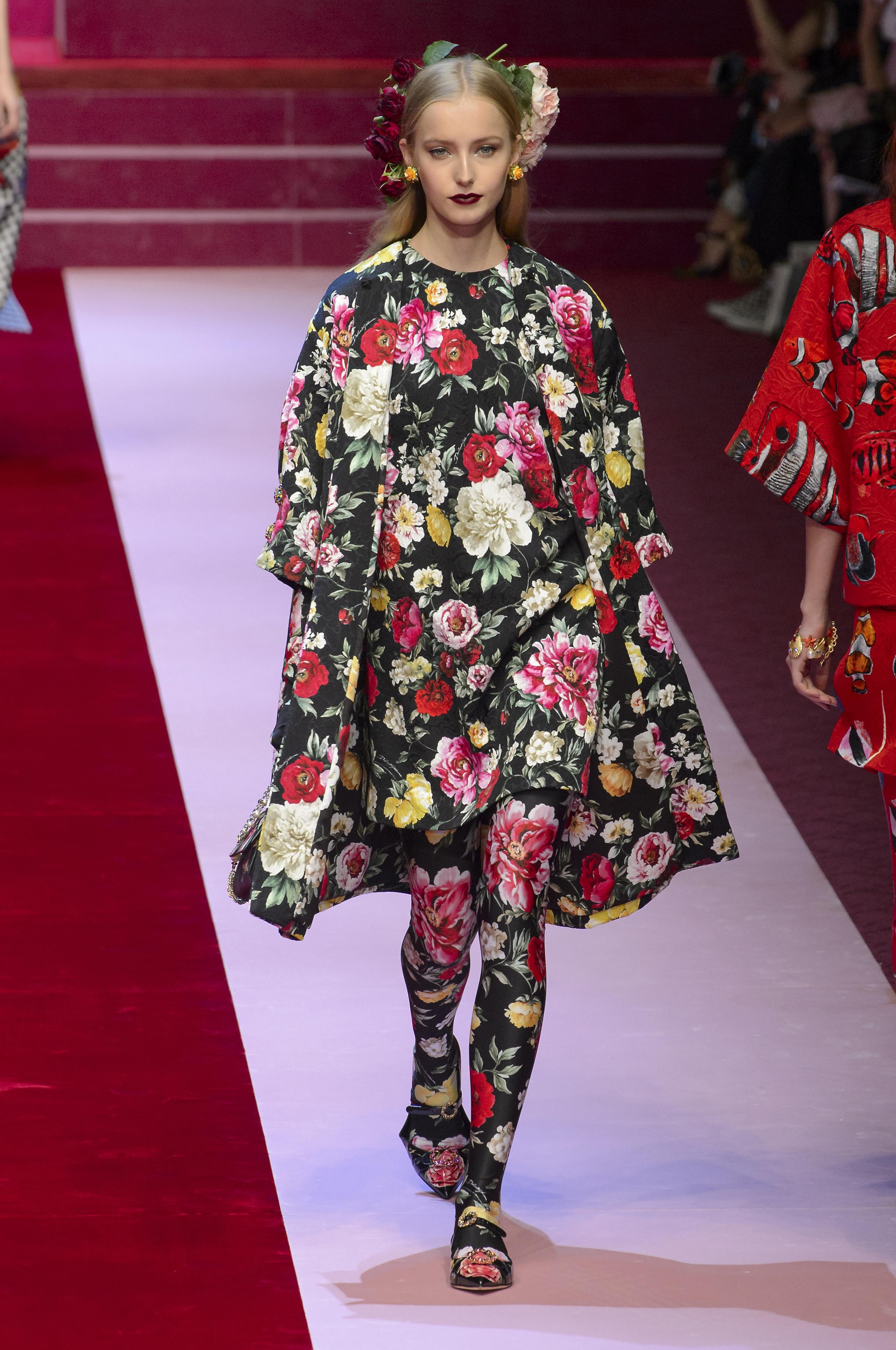 Foto de Dolce&Gabbana Primavera/Verano 2018 (64/106)