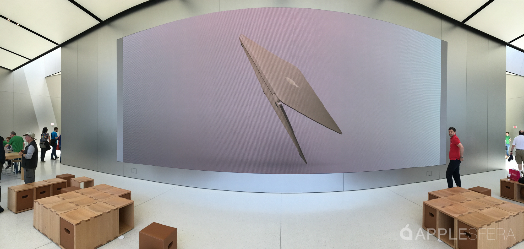 Foto de Apple Store Union Square & WWDC16 Moscone Center (16/16)