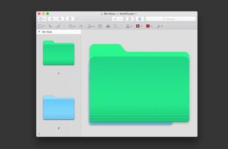 Cómo cambiar el color de una carpeta en el Finder de macOS