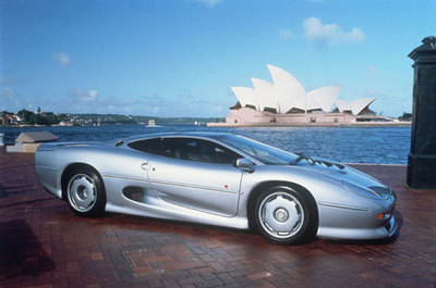 Rumores sobre un posible descendiente del Jaguar XJ220