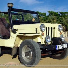 Foto 9 de 14 de la galería jeep-viasa-cj-3b-1981 en Motorpasión