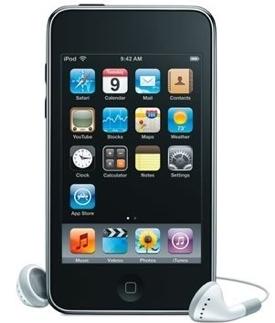 iPod Touch para los soldados de EEUU