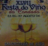 XLVII Fiesta del Vino del Condado, en Salvatierra