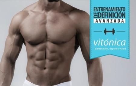 Entrenamiento de definición avanzada: dieta hipocalórica (V)