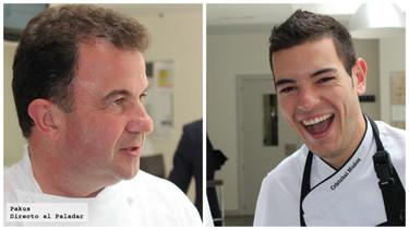 Entrega de los premios Promesas de la Alta Cocina en Le Cordon Bleu con Martín Berasategui