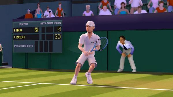 Foto de Grand Slam Tennis (6/10)