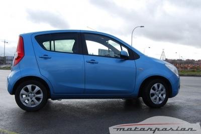 Opel Agila, prueba (parte 3)