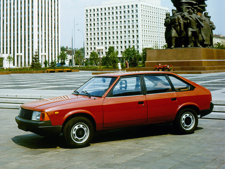 Azlk Moskvich 2141 Aleko