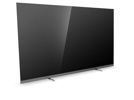 Un nuevo modelo de televisor OLED de Philips con barra de sonido integrada se deja ver en los iF Design Award
