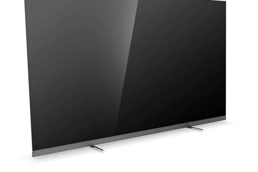 Un nuevo modelo de televisor oled de philips con barra de - Televisores sin marco ...