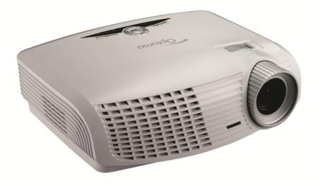 Optoma HD25, otra opción para cine en casa en tres dimensiones