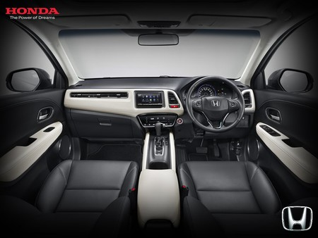 Honda Br V 2018 Mexico 3