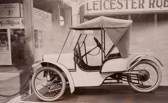 Morgan descapotable 1911