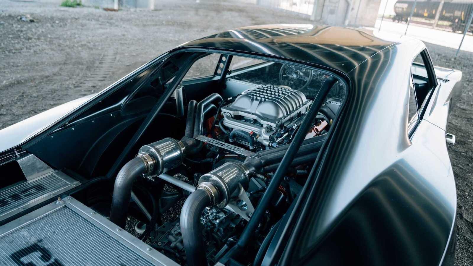 Foto de Speedkore Hellacious Dodge Charger 1968 (17/26)