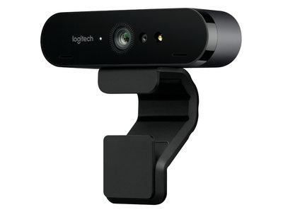 Si quieres que te vean la cara en 4K y HDR, pregunta a Logitech: Brio es la primera cámara web que lo hace