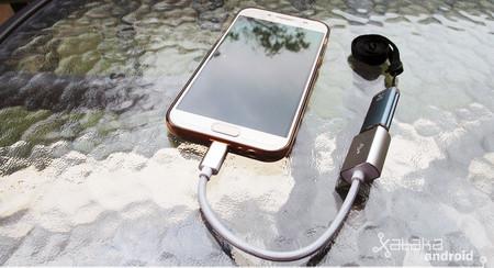 Cómo conectar un pendrive USB a un móvil Android