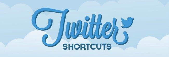 Atajos de Twitter
