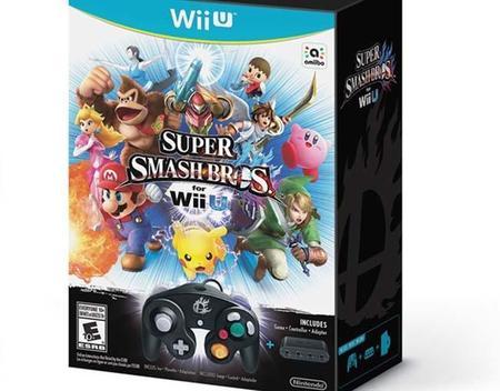 Amazon presenta bundle de Super Smash Bros con adaptador y control especial