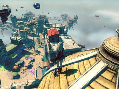 Gravity Rush 2 muestra un nuevo tráiler y tiene seis minutos de duración