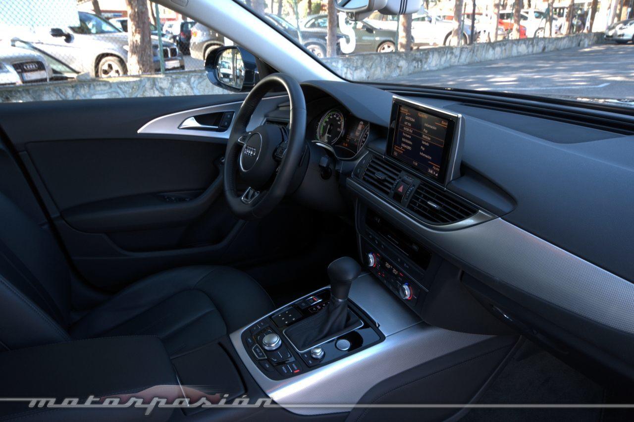 Foto de Audi A6 hybrid (prueba) (94/120)