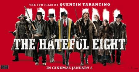 'Los odiosos ocho', la película