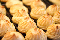 Preparaciones básicas de repostería: hacer pasta choux con Thermomix