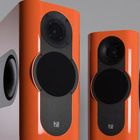 Kii Audio Three, un altavoz compacto que pretende lograr un gran sonido desde una caja acústica reducida