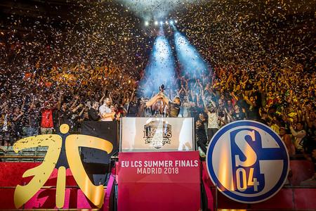 Fnatic se alza como campeón de la LCS EU