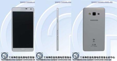 Samsung Galaxy A7 será el más grande y delgado de la nueva familia