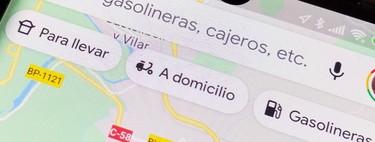 Google Maps hace más fácil el confinamiento destacando los restaurantes con envío a domicilio