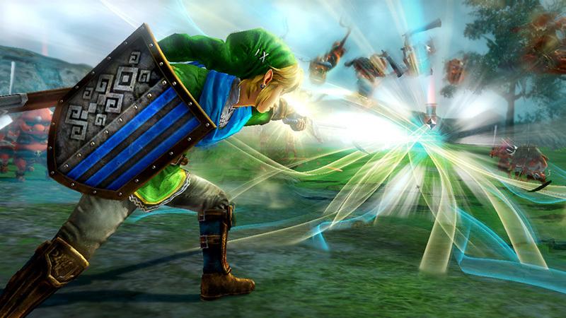 Foto de Nuevas imágenes de Hyrule Warriors (16/26)