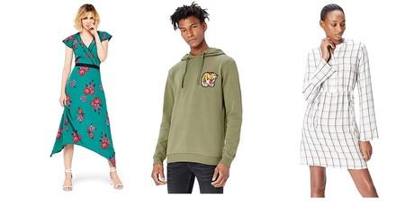 Hasta un 70% de descuento en las marcas de Amazon Moda: más de 500 artículos para hombre y mujer rebajados