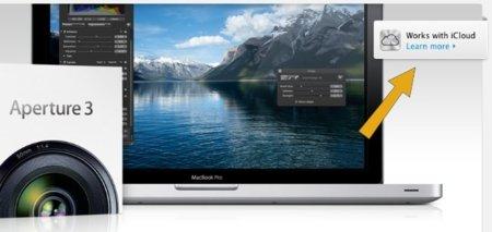 Aperture también se actualiza para abrir nuestro Photostream de iCloud
