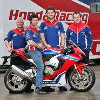 ¡Notición! John McGuinness y Guy Martin juntos el IOMTT con las nuevas Honda CBR1000RR Fireblade SP2