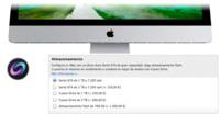 """Pruebas de rendimientos de las diferentes opciones de almacenamiento del iMac de 27"""""""