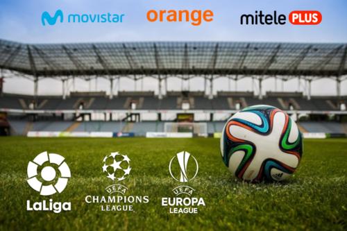 Dónde ver el fútbol la temporada 2019/2020: canales, plataformas y precios definitivos
