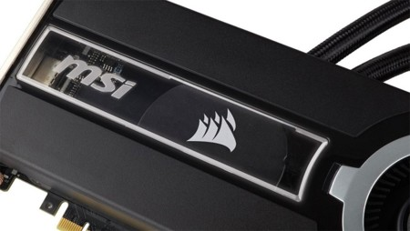 MSI GeForce GTX 980 Ti Sea Hawk, el debut de Corsair en tarjetas de video