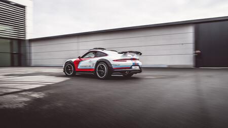 Porsche 911 Vision Safari 2012 2020 Porsche Ag 7