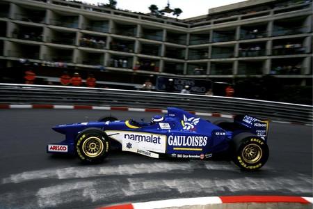 Panis Monaco F1 1996