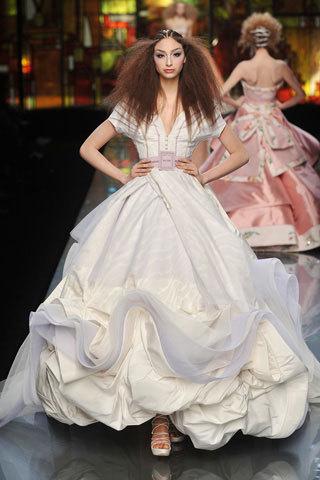 Christian Dior Alta Costura Primavera-Verano 2009