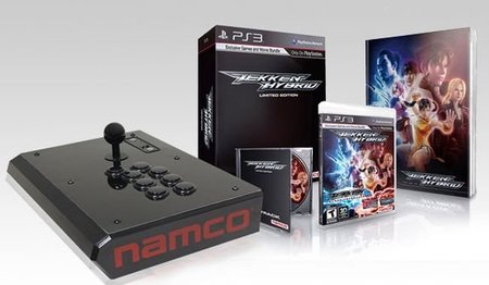 Tekken Hybrid - EXTREME bundle pack