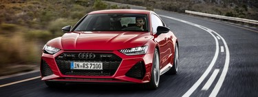 Audi RS7 2020: 600 hp dispuestos a triunfar en circuitos... o concursos de belleza
