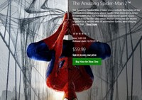 The Amazing Spider Man 2 está disponible para Xbox One en formato digital