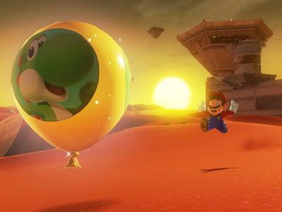 El modo Mundoglobo de Super Mario Odyssey ha sido suficiente para animarme a volver a jugar