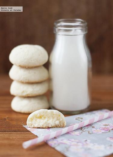 Galletas de leche condensada y maizena. Receta con Thermomix